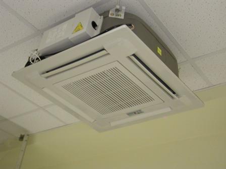Вентиляция офисных помещений.